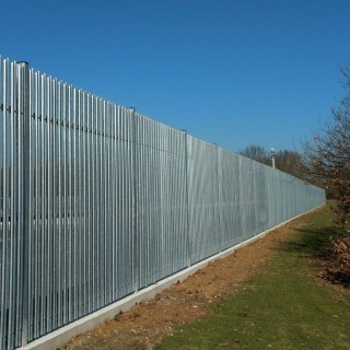 StronGuard™ SR3 Palisade Security Fencing