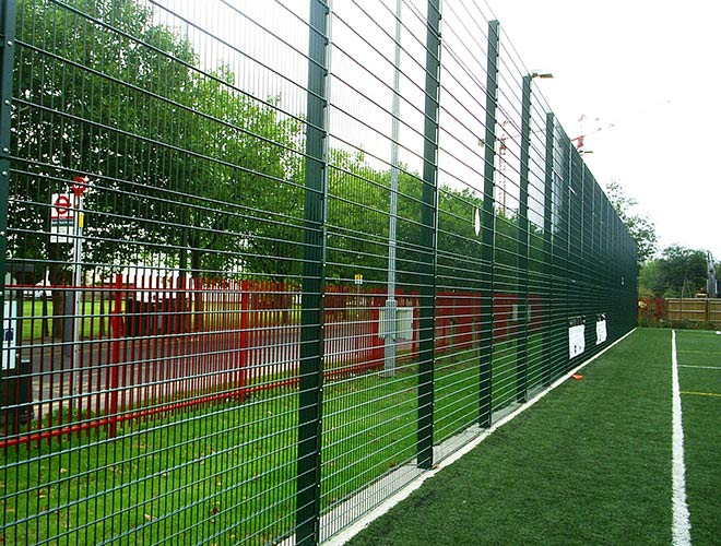 Mesh Fencing: TwinSports Rebound