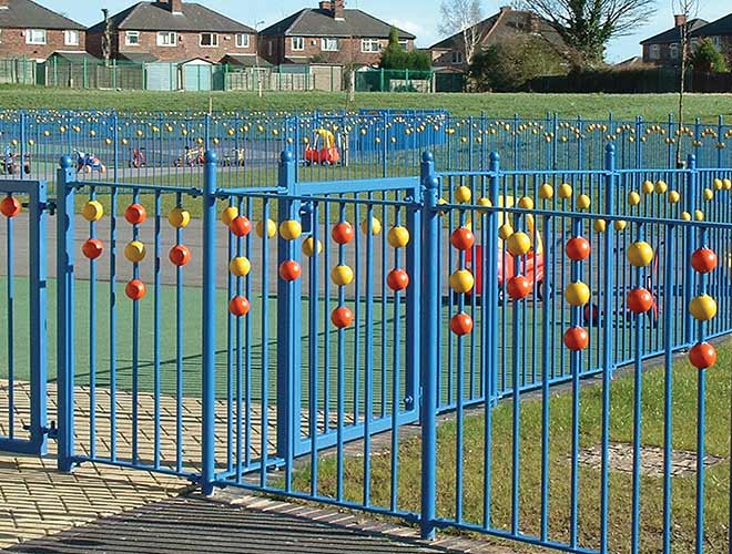 What You Should Know About School Security Fencing & Gates