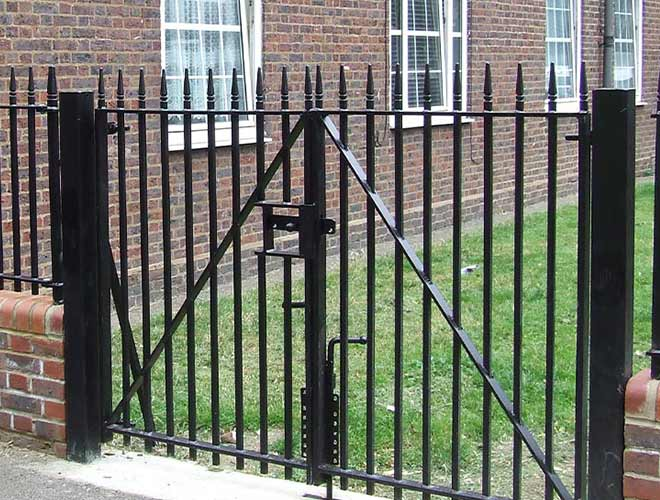 Manual Swing Gates