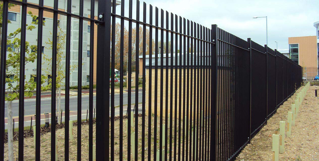 Why British Standards For Palisade Security Fencing Matters