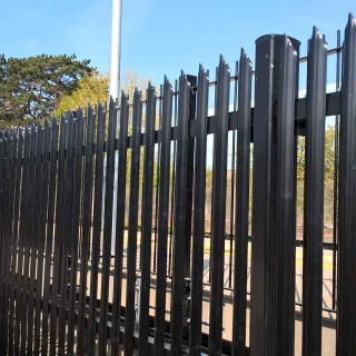 StronGuard™ RCS Tested Palisade Security Fencing