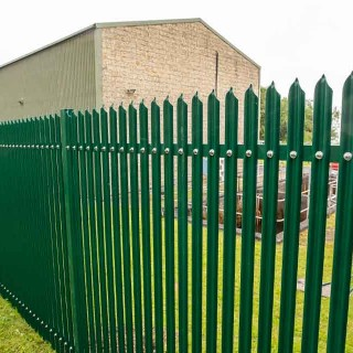 StronGuard™ SR2 Palisade Security Fencing