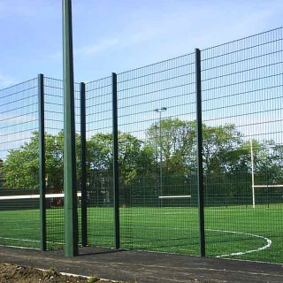 TwinSports Rebound Mesh Fencing