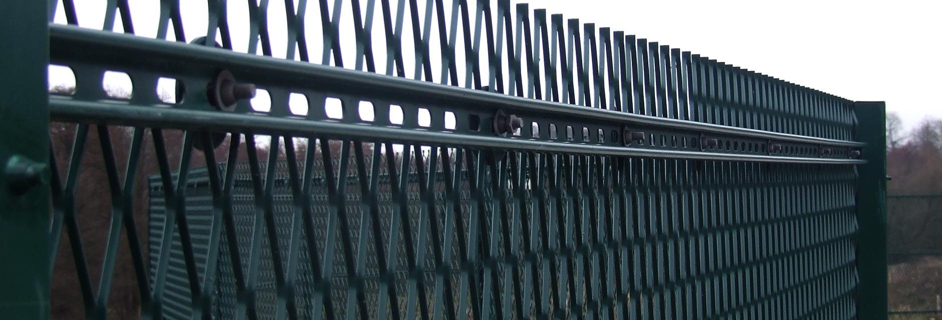 FastGuard: Expanded Metal Fencing