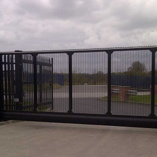 SlideGuard Cantilever Gates