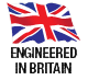 Engineered in Britain Logo