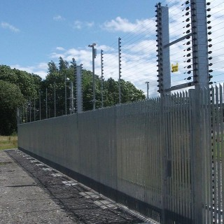 StronGuard™ Palisade Security Fencing