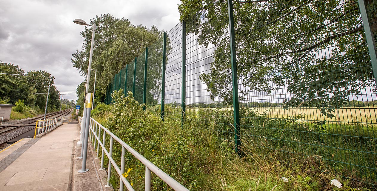 Mesh Ball Court Fencing: TwinSports