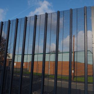 SecureGuard SL2 Mesh Security Fencing