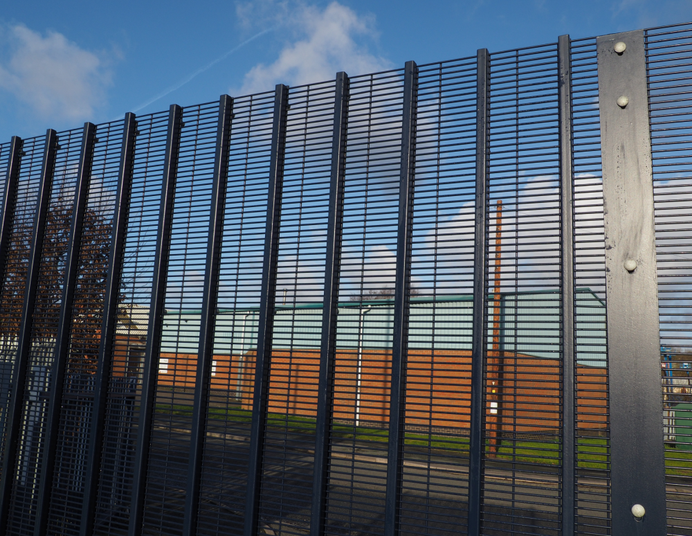 Mesh Security Fencing: SecureGuard SL2