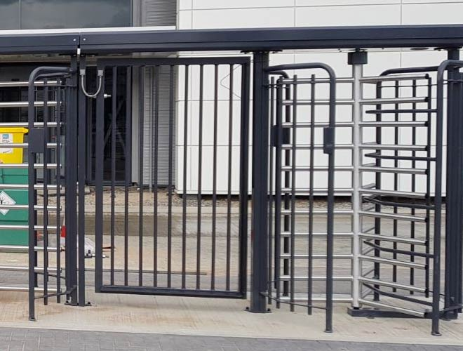 TurnGuard Turnstile