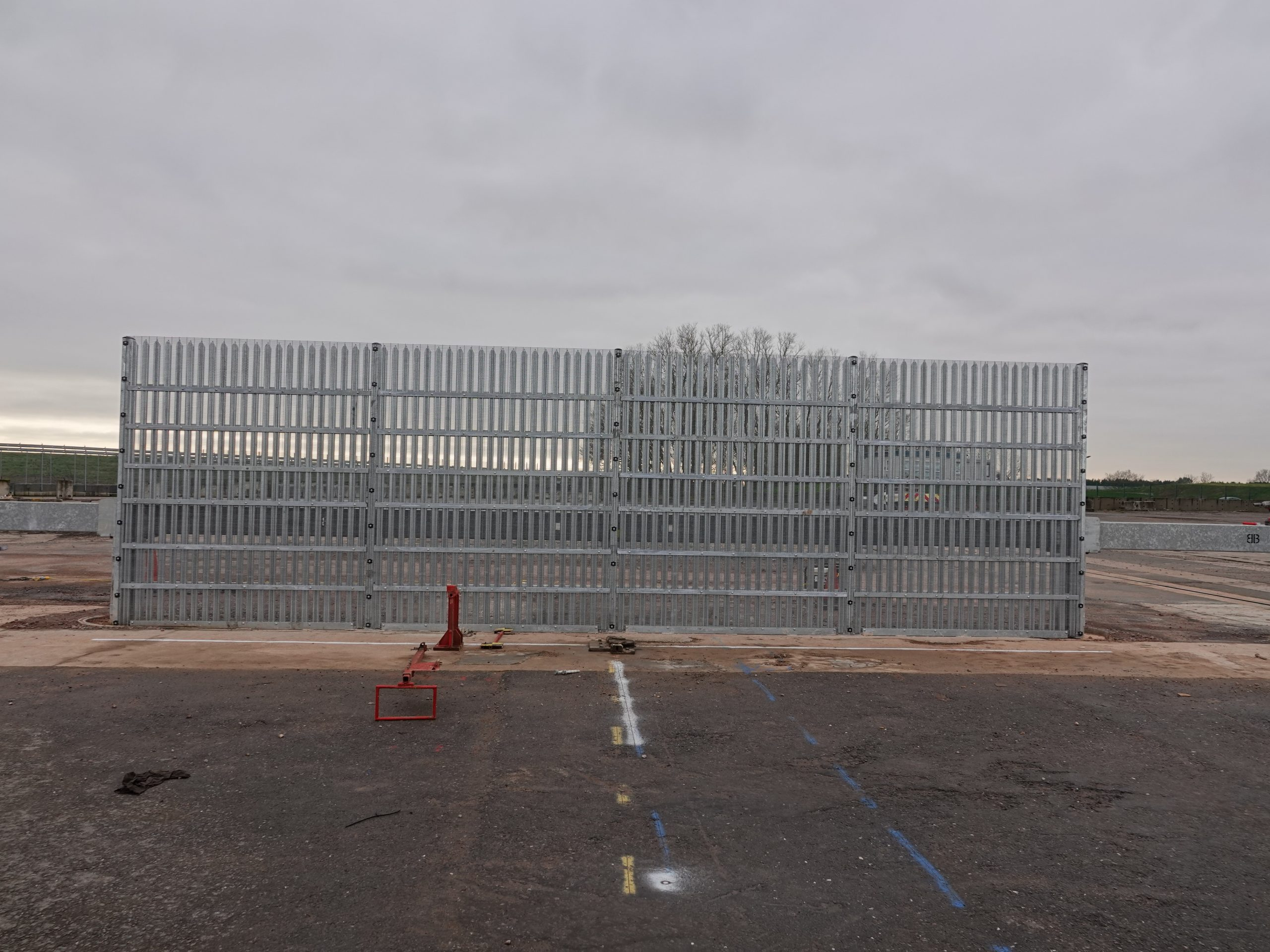 Tested Fencing Systems: Stronguard™ Beam