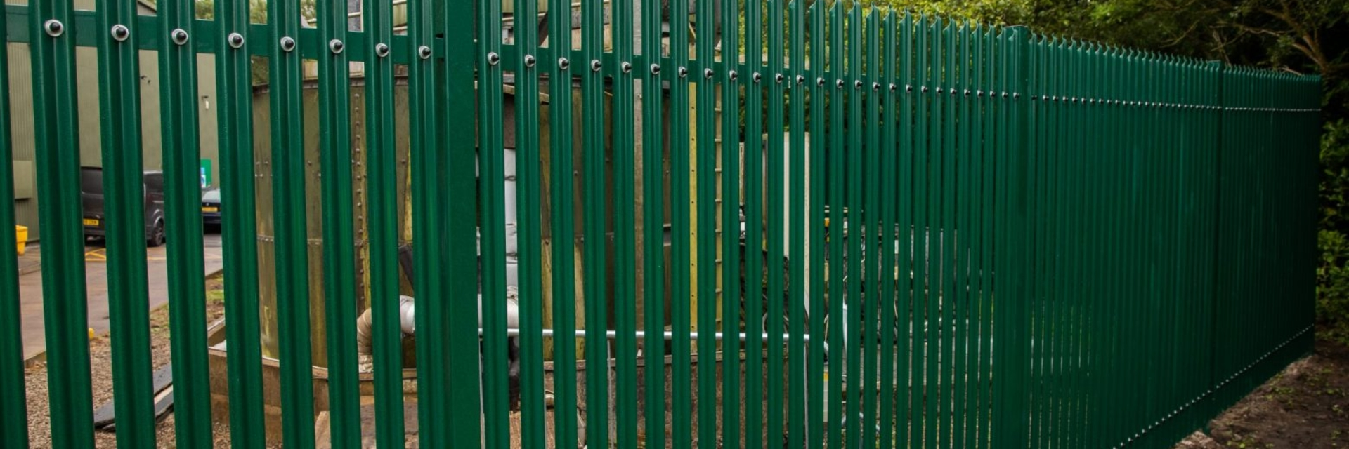 High Security Fencing and Gates to Secure High Value Assets