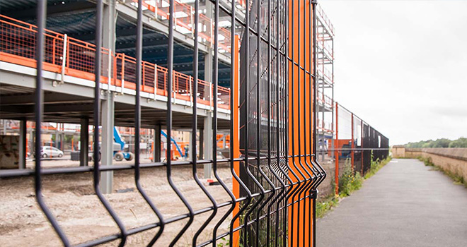 Perimeter Security and High Security Fence Systems