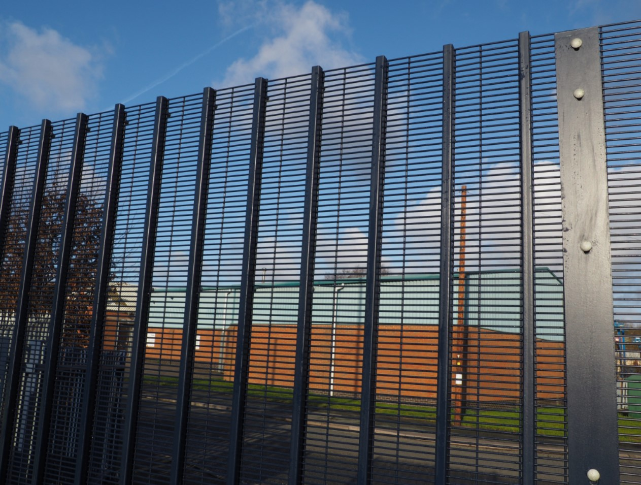 Palisade Vs Mesh Security Fencing For Water Treatment Plants